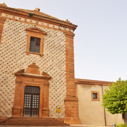 Chiesa di San Domenico, Aidone